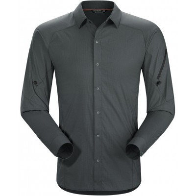 ELAHO LS SHIRT MEN'S MAGNET
