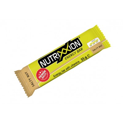 ENERGY BAR SALTY NUT T.U.