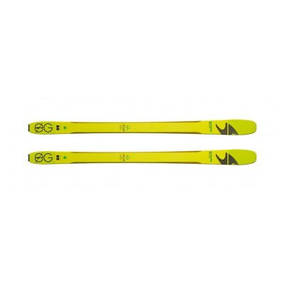 ZERO G 085 FLAT yellow/green