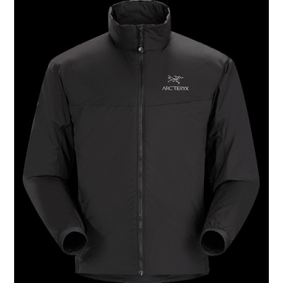 ATOM LT JKT MENS BLACK