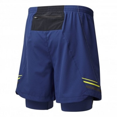 "MEN'S STRIDE TWIN 5"" SHORT..."