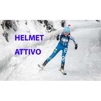 CASCO ATTIVO BLUE