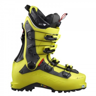 KHIÔN BOOT MEN yellow-black