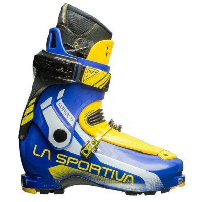 SIDERAL 2.0 yellow / blue