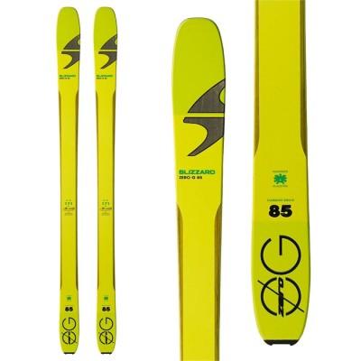 ZERO G 085 FLAT yellow/green