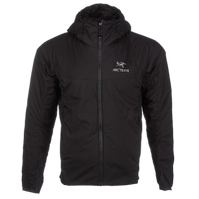 ATOM LT HOODY MEN black