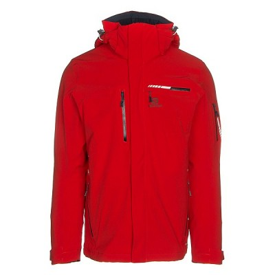 BRILLIANT JKT MEN fiery red