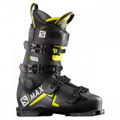 BOTES S/MAX 110 black/acid...