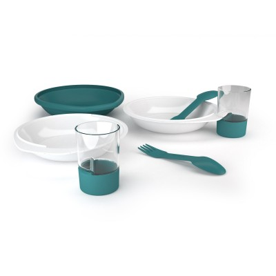 DINE DUO KIT TURQUOISE T.U.